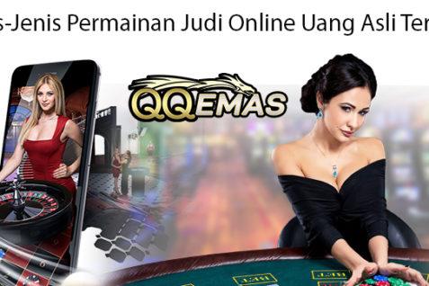 Jenis-Jenis Permainan Judi Online Uang Asli Terbaik